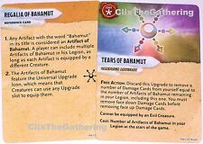 TEARS OF BAHAMUT/TIAMAT Dungeons and Dragons D&D ATTACK WING Tyranny of month 4