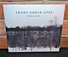 "FRONT PORCH STEP - Whole Again, Ltd CLEAR/SPLATTER VINYL 7"" + DL & Insert NEW!"