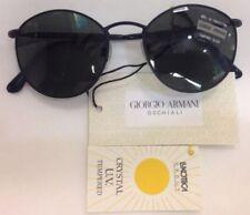 6ee74d7c39d Giorgio Armani Black Sunglasses for Men