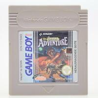 The Castlevania Adventure | Nintendo Game Boy | GameBoy Classic | Akzeptabel