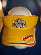 2004 Daytona 500 Nascar Yellow Visor COOL Looks New!