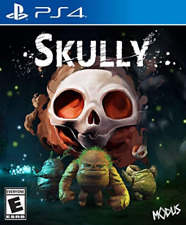 PS4 SKULLY-PS4 SKULLY (US IMPORT) GAME NEW