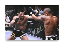 Pat Miletich Signed 12x8 Photo UFC MMA Fighting Autograph Memorabilia + COA
