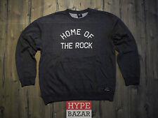 FOURSTAR   HOME OF THE ROCK SWEATSHIRT NEU FARBE:GREY GR:XL 4 STAR CLOTHING CO