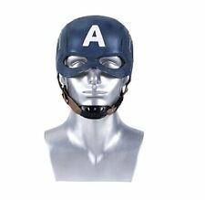Captain America Avengers Helmet Mask Costume Superhero Cosplay, Large
