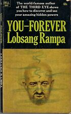 Vintage 1969 YOU - FOREVER by T. Lobsang Rampa, Tibetan Lama