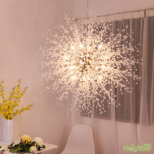 Modern Dandelion LED Chandelier Fireworks Pendant Lamp Hanging lights Lighting