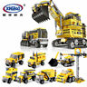 XINGBAO13002 Building Bricks Giant Excavator Changeable Toys Gifts 800+PCS 8in1
