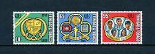 Trinidad  437-9 MNH, Scouts, 1985