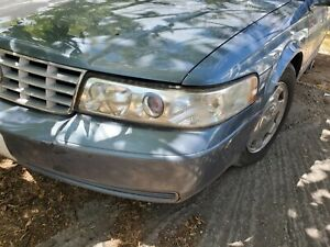 1998 1999 2000 2001 2002 2003 2004 CADILLAC SEVILLE LEFT DRIVER HEADLIGHT