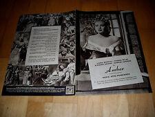 IFB 1034  Amber  LINDA DARNELL+CORNEL WILDE