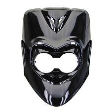 Coque Face Tablier Avant MBK Yamaha NG NEXT ROCKET Nouveau model  noir a peindre
