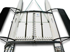 Hobie 18 Cat Tramp Catamaran Trampoline - H18 White Vinyl