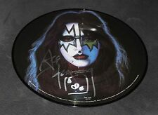 Ace Frehley Solo Album Signed Picture Disc LP