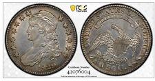 Rare 1829 Capped Bust Half Dollar PCGS AU Details