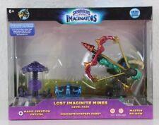 Lost imaginite Mines Skylanders imaginators level Pack Master ro Bow ro-Bow nuevo