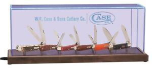 Case xx Cherrywood Illuminated Knife Display Case (Knives not included) 22850