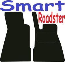 SMART ROADSTER BRABUS Deluxe Su Misura Qualità Tappetini Auto 2003-2007