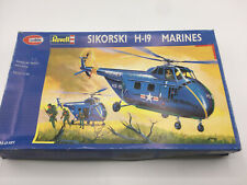Revell Model Helicopter Sikorski H-19 Marines 1/48 Jc