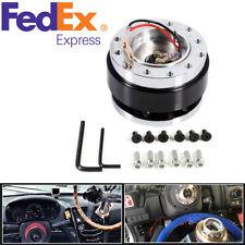 Car Steering Wheel Ball Quick Release Hub Adapter Snap Off Boss Kit Us Stock