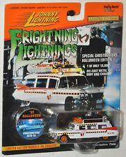 Johnny Lightning Frightning Lightning 1997 Halloween Ghostbusters ECTO-1A Target