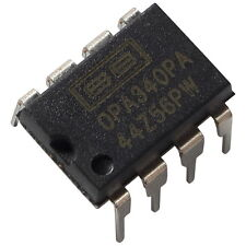 OPA340PA Burr Brown Op-Amplifier 5,5MHz 6V/µs Single Supply OpAmp DIP-8 855948
