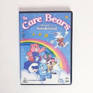 The Care Bears Adventures In Wonderland DVD Movie Region 4 Free Post - Animation