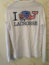 Men's/Teen Boys New Vineyard Vines Lacrosse T-Shirt