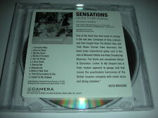 Sensations - Listen to My Shapes - 11 Track