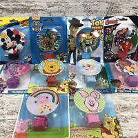 Kids Bedroom Night Light Toy Story Avengers Mickey Peppa Paw Patrol Little Pony