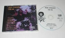 CD/RUDI STAEGER (Ex ACID) KARL RATZER/WILFER/ FOR ME/RST 91605-2/NEUWERTIG