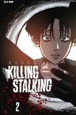 FUMETTI MANGA 'Killing Stalking' N.2 -Nuovo-