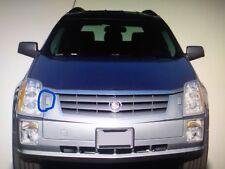 OEM 2004 - 2009 Cadillac SRX Bumper Plug Cap Cover Front Right 25720102