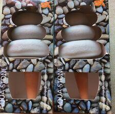 Pack De 2 AQUA STONE  120 ml Arrosage Plante Intérieur Extérieur - ZEN - Neuf !