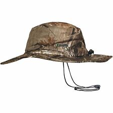 Frogg Toggs REALTREE Boonie Bucket Hat CAMO Waterproof Packable Crushable