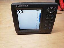 Lowrance X102 Fishfinder
