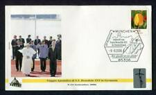 "23833) Vaticano 2006 FDC ""Geocover"" Papa Benedicto XVI De Munchen Germany"
