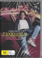 IF LOOKS COULD KILL - NEW & SEALED DVD - FREE LOCAL POST