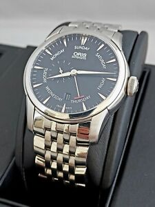 ORIS ARTELIER SMALL SECOND POINTER DAY 44MM AUTOMATIC 745 7666 4054-07 8 23 77