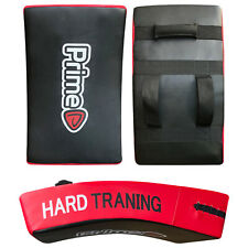 Curved kick pad boxing training martial arts MMA Muay Thai kicking boxing 1111