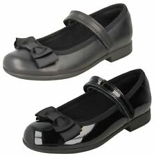 Girls Clarks Formal/School Shoes 'Scala Tap'