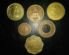 indian old 1, 10,20 paise coin combo sate