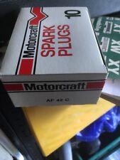 AF42C GENUINE MOTORCRAFT SPARK PLUGS