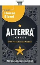 Flavia/Alterra HOUSE BLEND Coffee Case/Box A181 Packs/Pods 5 Rails