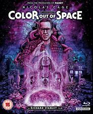 Color Out of Space [New, Blu-ray] Nicolas Cage, Joely Richardson