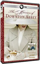 Masterpiece: The Manners Of Downton Abbey (2015, DVD NEW)