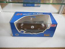 Ixo Jaguar D Type #6 Winner Le Mans 1955 in Black on 1:43 in Box