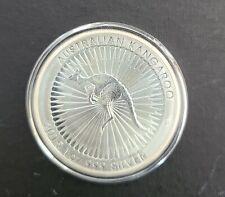 2015 Australia Kangaroo 1 oz Silver Coin Australian Perth Mint 1st Year of Issue