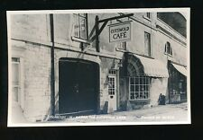 Gloucestershire Glos MORETON-IN-MARSH Cotswold Cafe c1950/60s? RP PPC