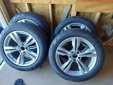 BMW X5 M Sport Wheels and Tires